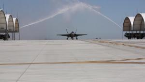 3rd MAW Commanding General's Final Flight