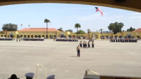 Charlie Company Graduation Ceremony