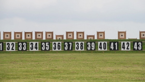 Small Arms Firing School M16 match B-Roll Package