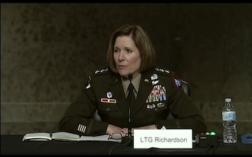 SASC Considers Richardson for Southcom Commander