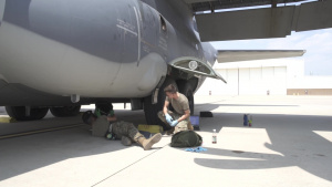 Cannon AFB Maintainer B-Roll 03AUG21