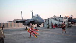 F-15E c-UAS Exercise