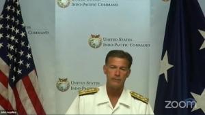 Indo-Pacom Commander Speaks at Aspen Security Forum