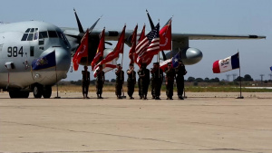 3rd Marine Aircraft Wing Change of Command