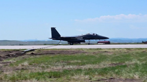 F-15 Barrier Certification