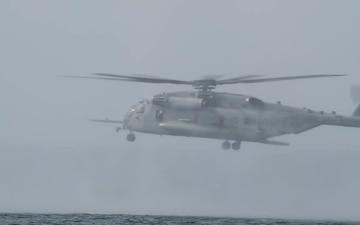 Lake Margrethe Helocast Training Northern Strike 21-2