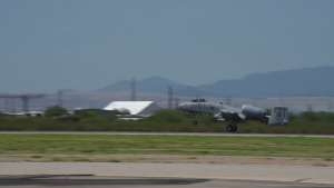 A-10 Highway Landing