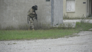 127th Security Forces Squadron at Exercise Spartan