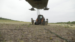 Alaska Army National Guard completes Innovative Readiness Training for the village of Telida