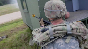 U.S. Army Europe and Africa Best Warrior Competition Medical Evacuation