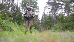 U.S. Army Europe and Africa Best Warrior Competition 2021