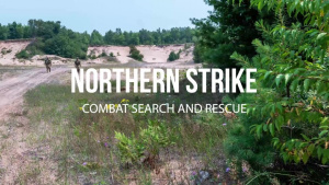 Combat Search and Rescue training at Northern Strike 21