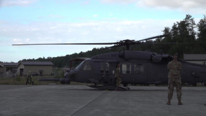 176th Wing Practices CSAR Capabilities