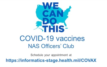 """Naval Hospital Jacksonville:  """"We Can Do It"""""""