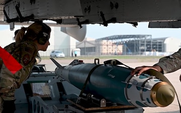 A-10 Thunderbolt II support combat search and rescue mission at Northern Strike 21-2