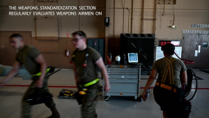 Day in the Life of a Weapons Maintainer