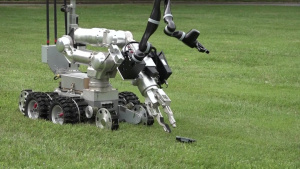 Robot Rodeo 2021; Equipping our nation's EOD forces with cutting-edge robotic technology