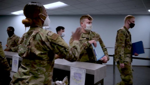 434th performs Readiness Exercise