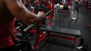 502nd FSS Rambler Fitness Center: Power through fitness