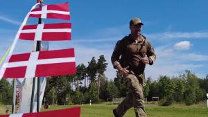 Dancon March at Grafenwoehr Training Area