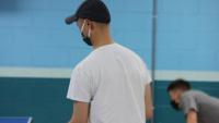 Table Tennis Tournament at Camp Arifjan