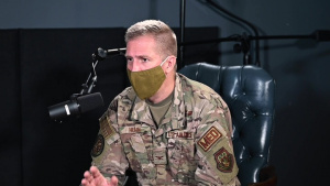 AFGSC Surgeon General on Young Adults Receiving the COVID19 Vaccine
