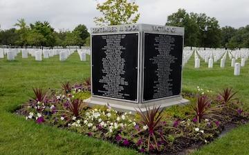 Pentagon Group Burial Marker - Arlington National Cemetery 2021