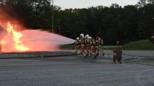 Night Fire Rescue
