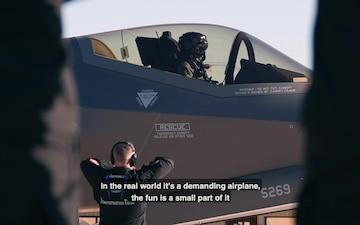 Aviation Week 2021: Day 5 F-35s
