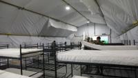 41st Soldiers Prepare Living Areas for Afghan Evacuees