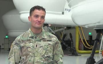 Why I Serve - 1st Lt. Alex C. Brzozowski