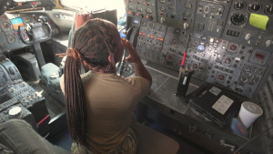 'Unmanned' KC-10 Flight