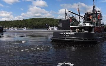 USS San Juan (SSN 751) Homecoming