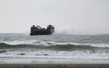 U.S. Marines and Sailors Train Together during Large Scale Exercise 2021