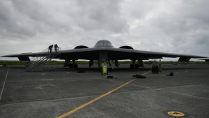 Upholding bomber agile combat deployments: 110th EBS total force unit deploys to Iceland