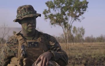 Exercise Koolendong: Col. David Banning Interview (Medium)