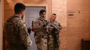 AF Global Strike Challenge training B-roll
