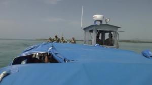 Admiral Craig Faller visits Naval Station Guantanamo Bay