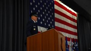 AFGSC 2021 Change of Command