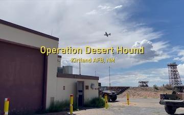 110th Chemical Battalion: Operation Desert Hound