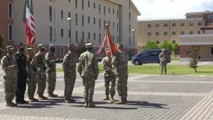 509th Strategic Signal Battalion Change of Responsibility Ceremony, Sept. 1, 2021