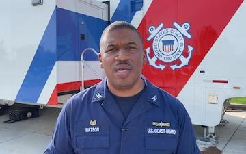 Coast Guard continues Hurricane Ida recovery operations