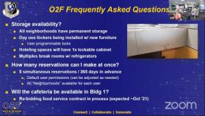 AFIMSC hosts O2F Town Hall