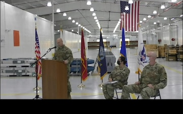 Crane Army cuts ribbon on two state-of-the-art facilities, modernizing munitions readiness for the Joint Force