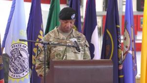 838th Transportation Battalion assumptions of responsibility