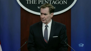 Defense Leaders Hold Briefing