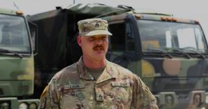 Oklahoma National Guard arrives Louisiana for Hurricane Ida response