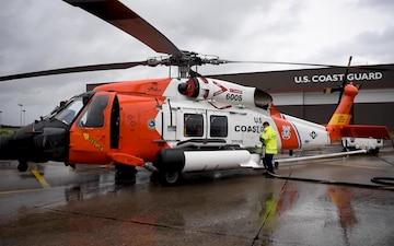 Aviation Training Center Mobile prepares for post-Hurricane Ida operations