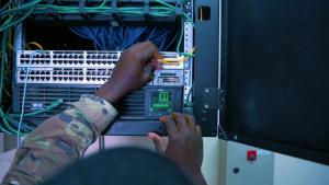 380th ECS Network Management