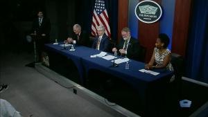 Media Roundtable: Survivors Talk About 9/11 Pentagon Attack